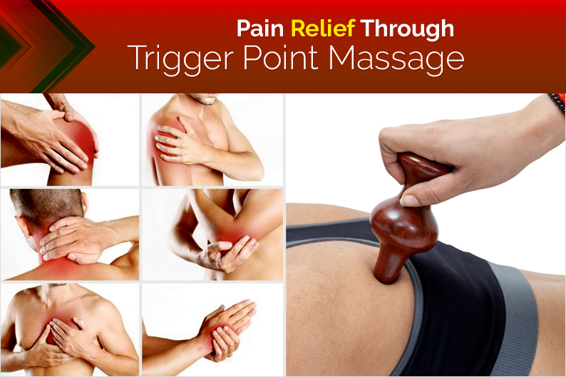 Pain Relief through Trigger Point Massage