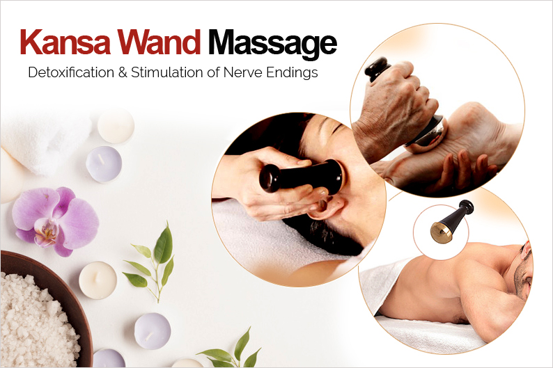 Kansa Wand Massage – a 'Miraculous' discovery for health and longevity?