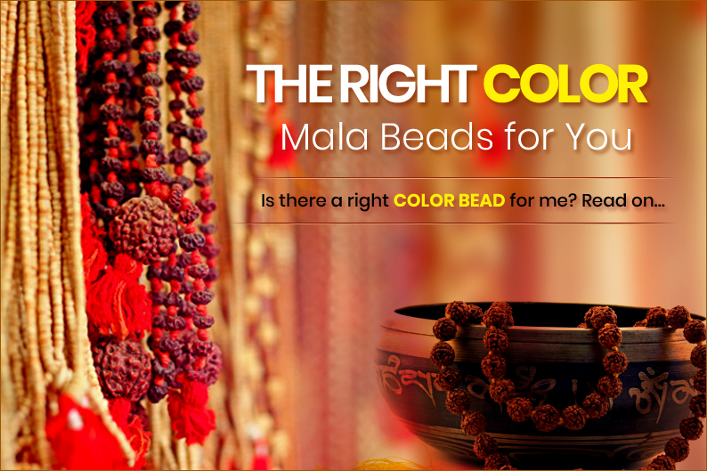 The Right Color Mala Beads for You