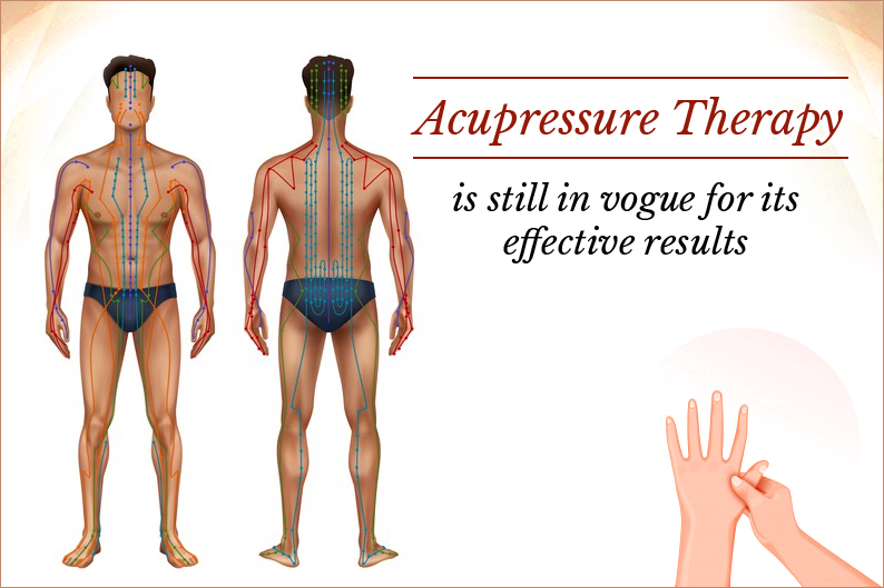 Traditional Acupressure Therapy Improves Health this Way…