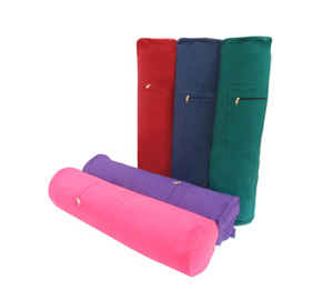 Cotton Yoga Bag Zippered Style