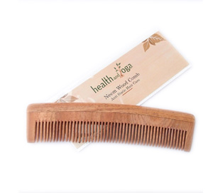 Neem Comb - Fine Toothed