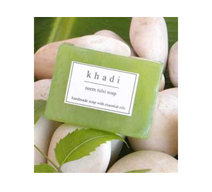 Neem Tulsi Soap Without Scrub