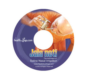 Jala Neti Video DVD
