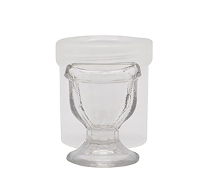 Glass Eye Wash Cup - Eye Cleaning Cup