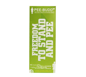 Pee Buddy-Set of 1...