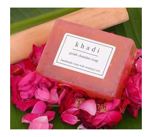 Rose- Sandal soap