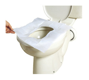 Toilet Seat Covers...