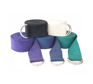 Yoga Straps - 6' and 8' Length