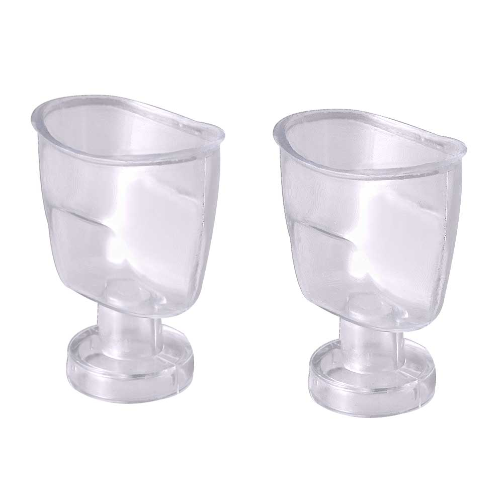 Transparent Eye Wash Cups...