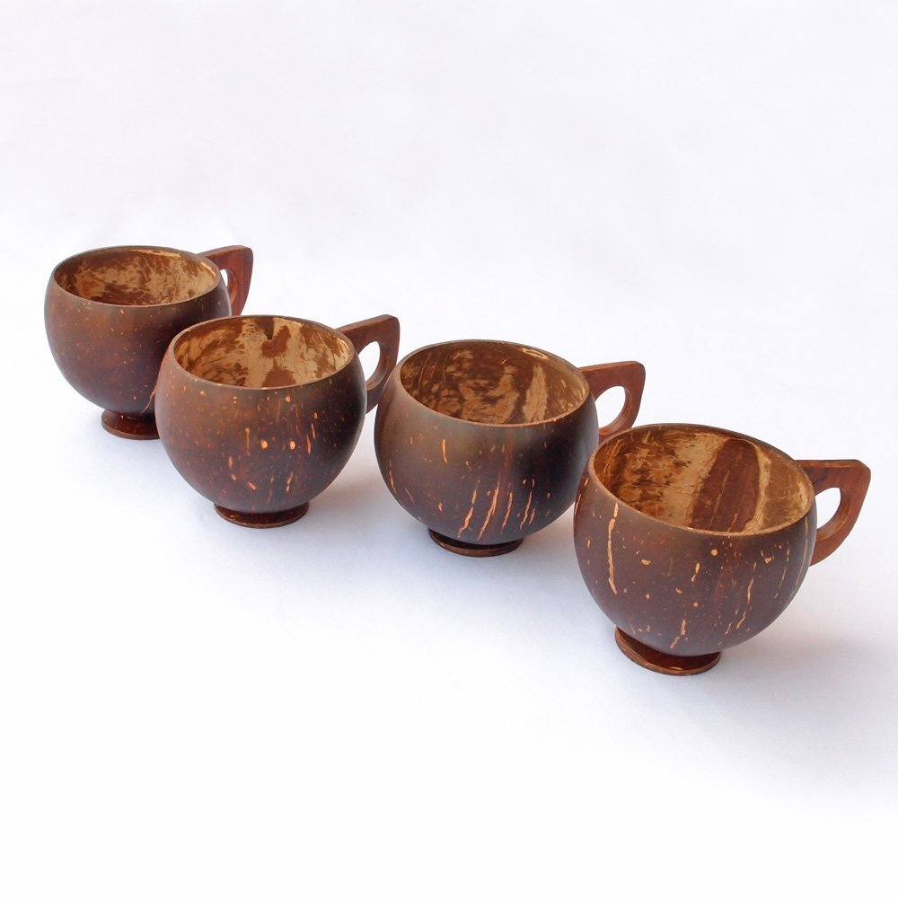 Buy Coconut Shell Cups 8 65 As Low As 5 1