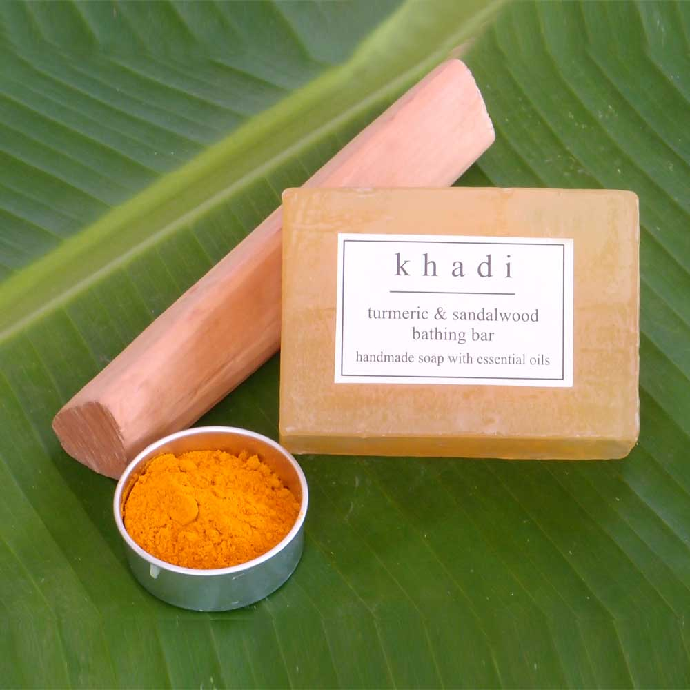 Buy Sandal Turmeric Soap 4 95 As Low As 1 98