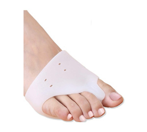 Silicone Toe Separator Band- Free Size| Alignment of feet| 1 Pair