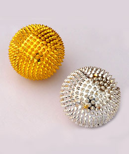 Spike Acupressure Magneto-Therapy Balls